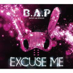 送料無料有/[CD]/B.A.P/EXCUSE ME [CD+GOODS] [数量限定盤]/KICM-91539