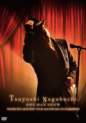 送料無料有/[DVD]/長渕 剛/Tsuyoshi Nagabuchi ONE MAN SHOW [通常版]/POBD-60535