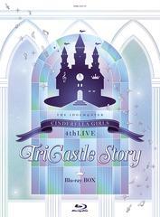 送料無料有/[Blu-ray]/THE IDOLM@STER CINDERELLA GIRLS 4thLIVE TriCastle Story [初回限定生産]/オムニバス/COXC-1211