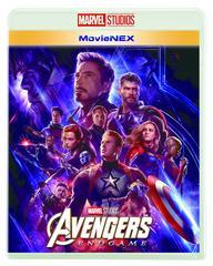 送料無料有 初回/[Blu-ray]/アベンジャーズ/エンドゲーム MovieNEX [Blu-ray+DVD]/洋画/VWAS