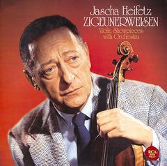 [CD]/ヤッシャ・ハイフェッツ(ヴァイオリン)/ツィゴイネルワイゼン〜ヴィルトゥオーゾ・ヴァイオリン [Blu-spec CD2]/SICC-30