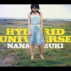 送料無料有/[CD]/水樹奈々/HYBRID UNIVERSE [CD+DVD]/KIZC-1