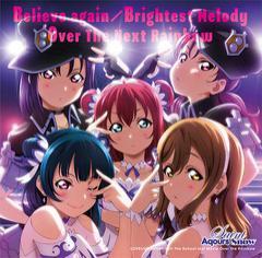 初回/[CD]/Saint Aqours Snow/『ラブライブ! サンシャイン!! The School Idol Movie Over the Rainbow』挿入歌シングル: Believe again