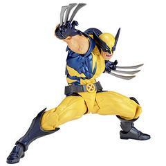 送料無料有/[グッズ]/フィギュアコンプレックス アメイジング・ヤマグチ No.005 Wolverine (ウルヴァリン)/NEOGDS-235928