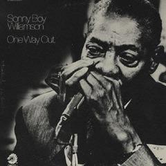 送料無料有/[CD]/サニー・ボーイ・ウィリアムスン/ワン・ウェイ・アウト [生産限定盤]/UICY-75965