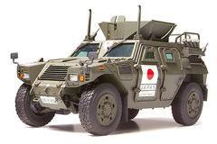 送料無料有/[グッズ]/1/35 ミリタリーミニチュアシリーズ No.275 陸上自衛隊 軽装甲機動車 イラク派遣仕様/NEOGDS-156997