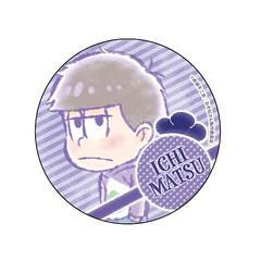 [グッズ]/おそ松さん るっこれ パール紙缶バッジ 一松/NEOGDS-248753