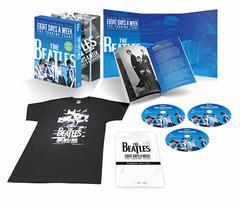 送料無料有/[Blu-ray]/ザ・ビートルズ EIGHT DAYS A WEEK -The Touring Years Blu-ray コレクターズ・エディション [オリジナルTシャツ付