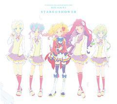 ゆうメール不可 初回 特典/[CD]/AIKATSU☆STARS!/TVアニメ/データカードダス『アイカツスターズ!』ベストアルバム 2 STARS ☆ SHOWER/LAC