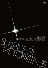 送料無料有/[DVD]/SURFACE/SURFACE 20th Anniversary Live「Re:Attraction」 [2DVD+2CD/初回生産限定盤]/DAKHWDL-24
