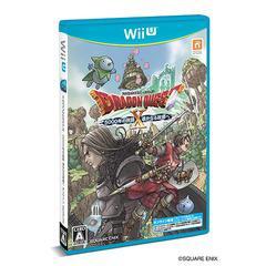 送料無料有/[Wii U]/お届けまで2週間以上/ドラゴンクエストX 5000年の旅路 遥かなる故郷へ オンライン/ゲーム/WUP-P-AXTJ