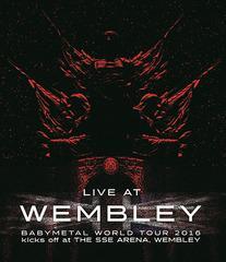 送料無料有/[Blu-ray]/BABYMETAL/「LIVE AT WEMBLEY」BABYMETAL WORLD TOUR 2016 kicks off at THE SSE ARENA WEMBLEY/TFXQ-78140