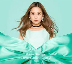 送料無料有/ポイント7%/[CD]/西野カナ/Love Collection 2 〜mint〜 [DVD付初回限定盤]/SECL-2358