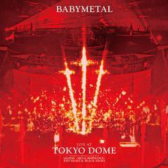 送料無料有 特典/[Blu-ray]/BABYMETAL/LIVE AT TOKYO DOME [初回限定版]/TFXQ-78149