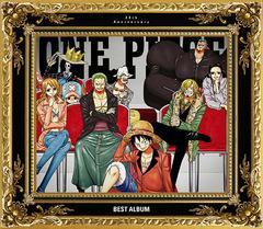 ゆうメール不可/[CD]/アニメ/ONE PIECE 20th Anniversary BEST ALBUM [3CD+Blu-ray/初回限定豪華盤]/EYCA-12391