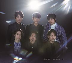 特典/[CD]/V6/Crazy Rays / KEEP GOING [DVD付初回限定盤 A]/AVCD-94059