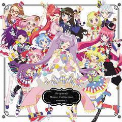 送料無料有/[CD]/アニメ/プリパラ☆ミュージックコレクション season.2 [2CD]/EYCA-10986