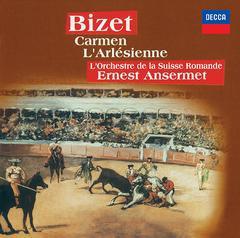 送料無料有/[CD]/エルネスト・アンセルメ (指揮)/スイス・ロマンド管弦楽団/ビゼー: 「カルメン」組曲、「アルルの女」第1組曲・第2組曲/