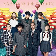 送料無料有/[CD]/AAA/WAY OF GLORY [CD+DVD]/AVCD...