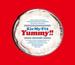 送料無料有/[CD]/Kis-My-Ft2 (キスマイフットツー)/Yummy!! [CD+DVD/初回盤A]/AVCD-93876