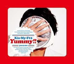 送料無料有/[CD]/Kis-My-Ft2 (キスマイフットツー)/Yummy!! [CD+DVD/初回盤B]/AVCD-93877