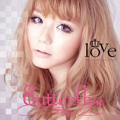 送料無料有/[CD]/8utterfly/love/BCR-1005