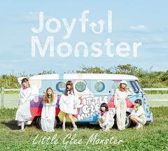 送料無料有/[CD]/Little Glee Monster/Joyful Monster [CD+DVD/初回生産限定盤]/SRCL-9276