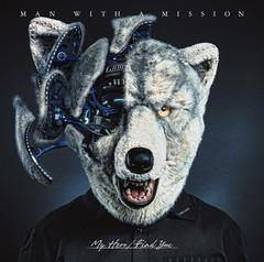 [CD]/MAN WITH A MISSION/My Hero/Find You [通常盤]/SRCL-9553