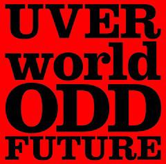 送料無料有 特典/[CD]/UVERworld/ODD FUTURE [DVD付初回限定盤]/SRCL-9762
