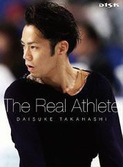 送料無料/[DVD]/高橋大輔 The Real Athlete DVD [数量限定生産]/高橋大輔/PCBC-52283