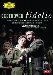 送料無料有/[DVD]/レナード・バーンスタイン (指揮)/ベートーヴェン: 歌劇「フィデリオ」 [廉価版]/UCBG-9187