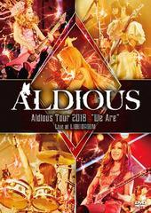 """送料無料有/[DVD]/Aldious/Aldious Tour 2018 """"We Are"""" Live at LIQUIDROOM/ALDI-19"""