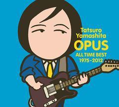 送料無料有/山下達郎/OPUS 〜ALL TIME BEST 1975-2012〜 [通常盤]/WPCL-11205