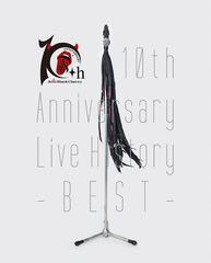 送料無料有 初回 特典/[Blu-ray]/Acid Black Cherry/10th Anniversary Live History -BEST-/AVXD-32269