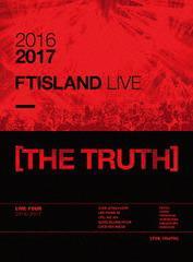 送料無料有/[DVD]/FTISLAND/2016-2017 FTISLAND LIVE [THE TRUTH] [2DVD+PHOTOBOOK]/WPBL-90440