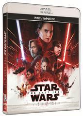 送料無料有/[Blu-ray]/スター・ウォーズ/最後のジェダイ MovieNEX [Blu-ray+DVD] [通常版]/洋画/VWES-6639