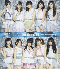 送料無料有/[Blu-ray]/GEM/GEM Live Mixture 2015 〜2nd Anniversary〜/AVXD-39238