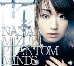 送料無料有/水樹奈々/PHANTOM MINDS/KICM-1299