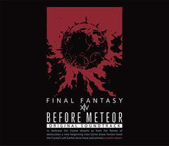 送料無料有/[Blu-ray]/Before Meteor: FINAL FANTASY XIV Original Soundtrack 【映像付サントラ / Blu-ray Disc Music】 [Blu-ray]/ゲー