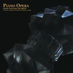 送料無料有/[CD]/PIANO OPERA FINAL FANTASY VII/VIII/IX/ゲーム・ミュージック/SQEX-10432