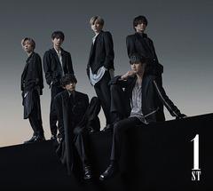 送料無料有/[CD]/SixTONES/1ST [CD+DVD/初回盤A: 原石盤]/SECJ-16