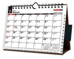 [グッズ]/【2020年9月発売】卓上スケジュール [2021年カレンダー]/カレンダー/2021CL-645