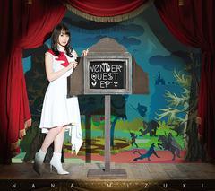 初回 特典/[CD]/水樹奈々/WONDER QUEST EP/KICM-1888