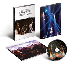 送料無料有/[Blu-ray]/RADWIMPSのHESONOO Documentary Film/邦画 (ドキュメンタリー)/TBR-27058D