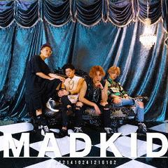 送料無料有/[CD]/MADKID/MADKID [DVD付初回限定盤]/DAKZLCP-314