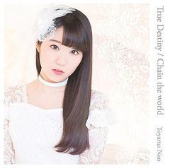 送料無料有/[CD]/東山奈央/True Destiny / Chain the world [DVD付初回限定盤]/VTZL-119