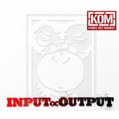 送料無料有/[CD]/KNOCK OUT MONKEY/INPUT ∝ OUTPUT/JBCZ-9003