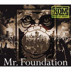 送料無料有/[CD]/KNOCK OUT MONKEY/Mr. Foundation/JBCZ-9013