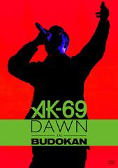 送料無料有/[DVD]/AK-69/DAWN in BUDOKAN [通常版]/UIBV-10046