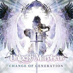 送料無料有/[CD]/UNLUCKY MORPHEUS/CHANGE OF GENERATION/ANKM-30